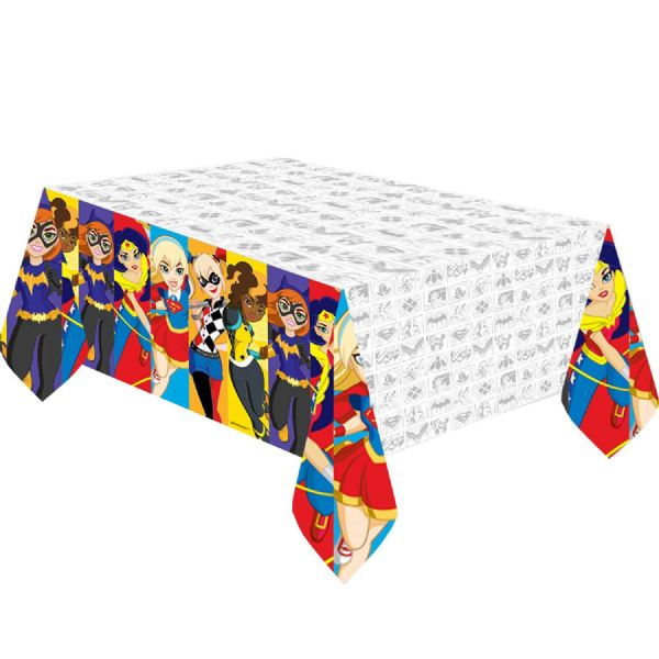 DC Super Hero Girls Tablecover